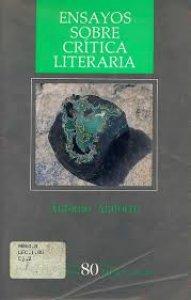 Ensayos sobre crítica literaria