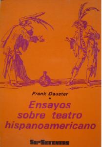 Ensayos sobre teatro hispanoamericano