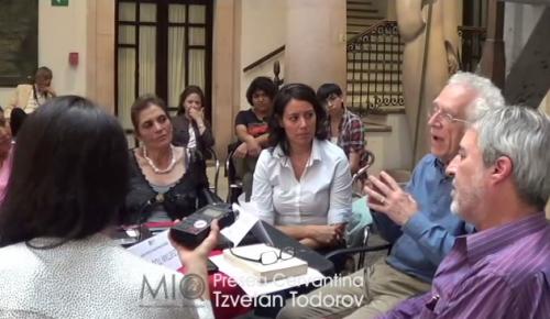 Entrevista: Tzvetan Todorov