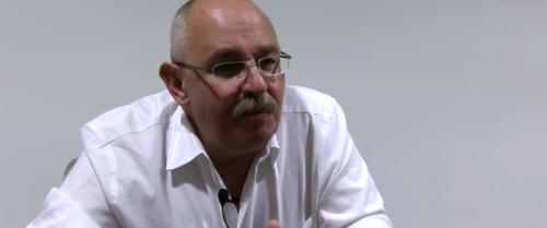 Entrevista a Benito Taibo (''Desde mi muro'')