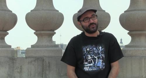 Entrevista a Bernardo Esquinca: <i>Toda la sangre</i>