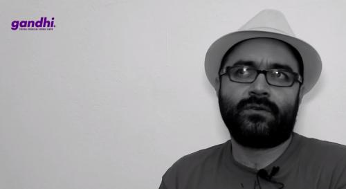Entrevista a Bernardo Esquinca: <i>Mar negro</i>