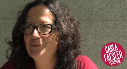Entrevista a Carla Faesler: <i>Formol</i>