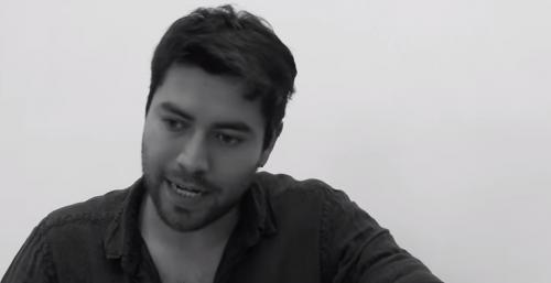 Entrevista a Damián Comas (''Cenizas'')