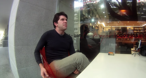 Entrevista a Daniel Krauze (''Fallas de origen'')