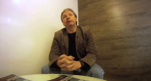 Entrevista a David Toscana (''La ciudad que el diablo se llevó'')