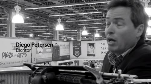 Entrevista a Diego Petersen (''Los que habitan el abismo'')