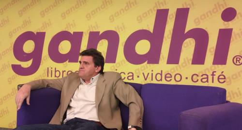 Entrevista a Enrique Serna: <i>La ternura caníbal</i>