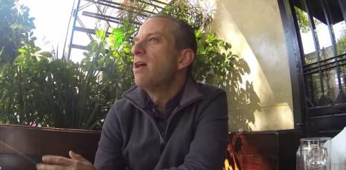 Entrevista a Gerardo Kleinburg: <i>Éxtasis</i>