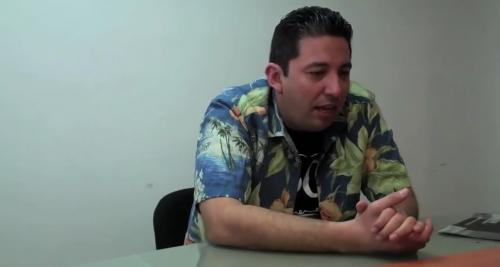 Entrevista a Hilario Peña: <i>Chinola Kid</i>