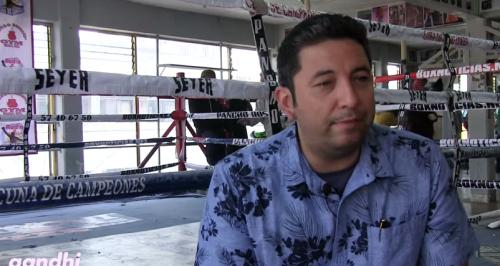 Entrevista a Hilario Peña: <i>Juan Tres Dieciséis</i>
