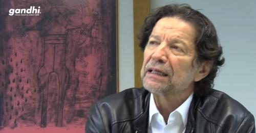 Entrevista a Jorge Zepeda Patterson(''Milena o el fémur más bello del mundo'')