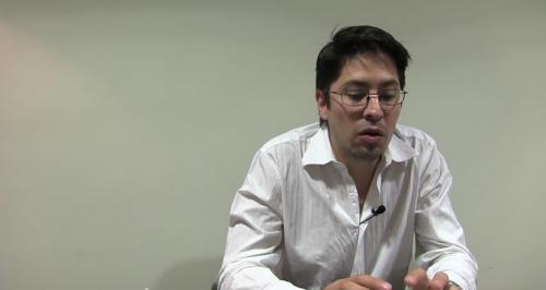 Entrevista a José Mariano Leyva (''Perversos y pesimistas'')