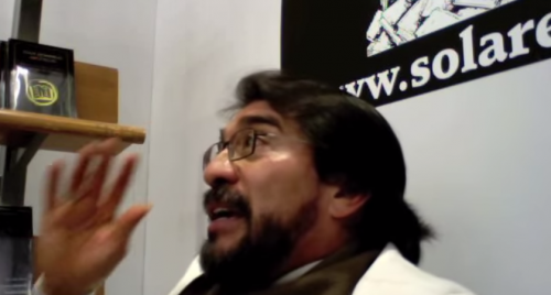 Entrevista a Juan Domingo Argüelles. Parte 2