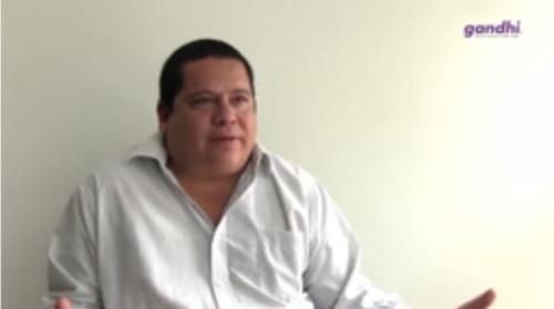 Entrevista con Julián Herbert: <i>La casa del dolor ajeno</i>