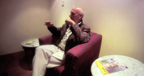Entrevista a Leonardo Da Jandra: <i>Distopía</i>