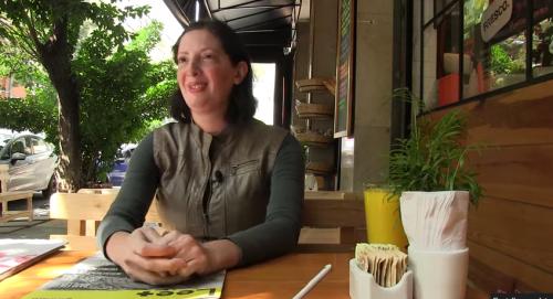Entrevista a Martha Riva Palacio Obón: <i>Frecuencia Júpiter</i>