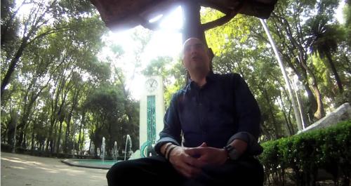 Entrevista a Mauricio Montiel Figueiras: <i>Ciudad tomada</i>