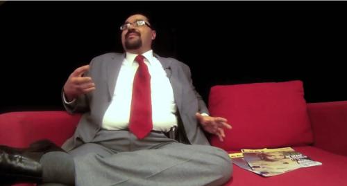 Entrevista a Omar Delgado (''El Caballero del Desierto'')