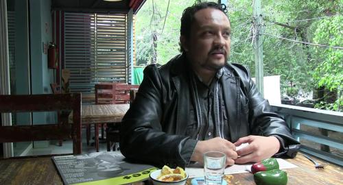 Entrevista a Omar Nieto (''Las mujeres matan mejor'')