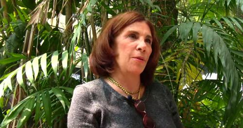 Entrevista a Sabina Berman: <i>El dios de Darwin</i>