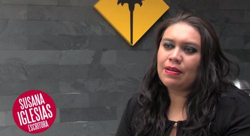 Entrevista a Susana Iglesias: <i>Señorita Vodka</i>