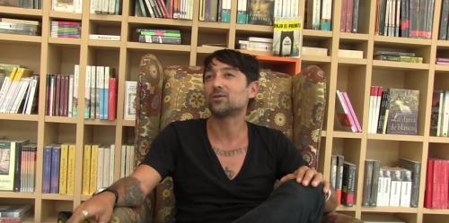 Entrevista a Teseo Fournier: <i>Bajo el puente</i>