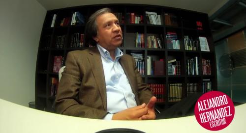 Entrevista con Alejandro Hernández: <i>Amarás a Dios sobre todas las cosas</i>