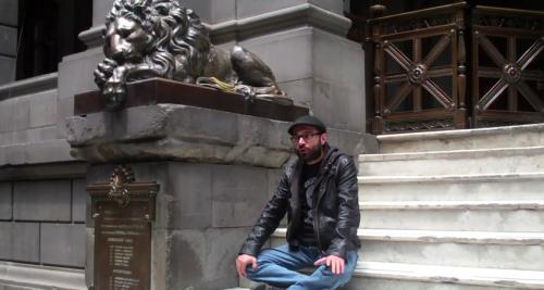 Entrevista con Bernardo Esquinca: <i>Demonia</i>