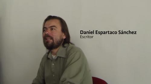 Entrevista con Daniel Espartaco Sánchez: <i>Memorias de un hombre nuevo</i>