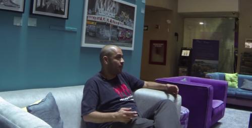 Entrevista con Jaime Mesa: <i>Las bestias negras</i>