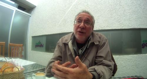 Entrevista a Javier Sicilia: <i>Estamos hasta la madre</i>
