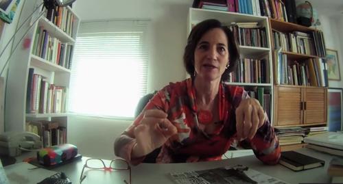 Entrevista con Mónica Lavín (''Las rebeldes'')