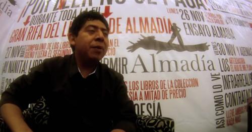 Entrevista con José Pergentino: <i>Hormigas rojas</i>