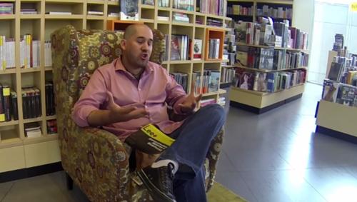 Entrevista a Ramón Valdés Elizondo (''Flor negra. El címbalo de oro'')