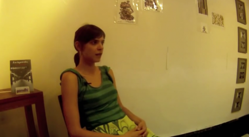 Entrevista a Valeria Luiselli: <i>Los ingrávidos</i>