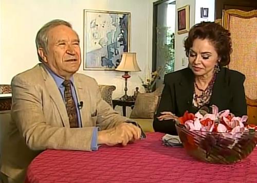 Entrevista de Martha Chapa a Homero Aridjis
