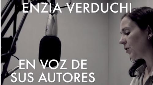 Enzia Verduchi en Descarga Cultura.UNAM