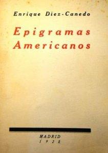 Epigramas americanos
