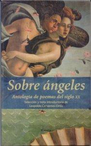 Sobre ángeles : antología de poemas del siglo XX