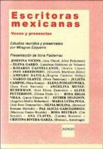 Escritoras mexicanas : voces y presencias