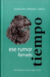 Ese rumor llamado tiempo : antología personal (1992-2015)
