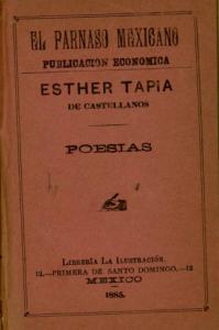 El parnaso mexicano : poesías escogidas de varios autores