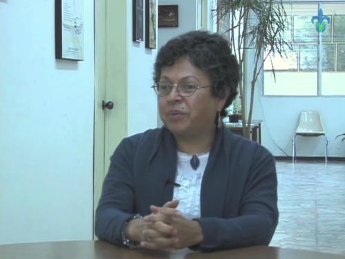Esther Hernandez Palacios. Semblanzas