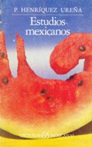 Estudios mexicanos