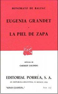 Eugenia Grandet ; La piel de zapa