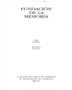 Fundación de la memoria
