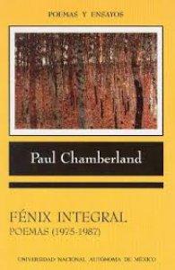 Fénix integral. Poemas (1975-1987)/Después de Auschwitz [edición bilingüe]