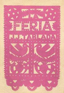 La feria: poemas mexicanos