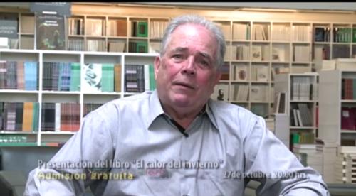 Feria del libro Hermosillo 2013 - Francisco Prieto